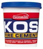 1kg Kos Fire Cement