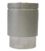 IL Gas Twin Wall Flue Liner to IL Adaptor