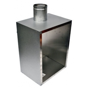 IL Recessed Gas Box