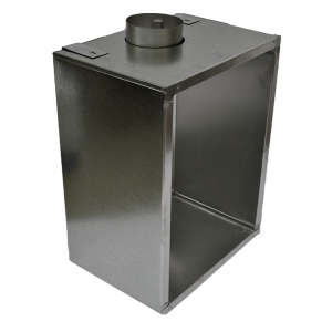Recessed Gas Box Economy